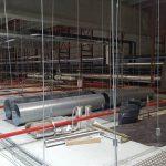 ammoniak leiding isoleren