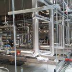 industriële leiding isoleren