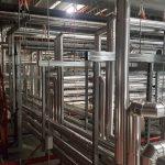ammoniak leiding laten isoleren