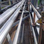 isolatie leidingen industrie