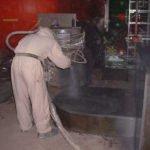 polyurea copu spuiten afvalverwerking