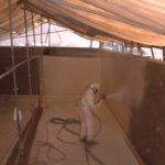 cchemie beton vloeistof dicht